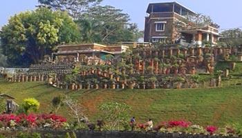 Kuzhipallam Botanical Garden